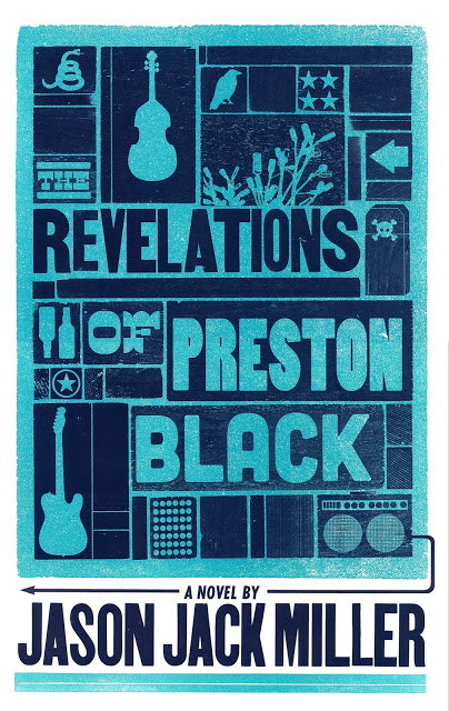 Cover Reveal for The Revelations of Preston Black