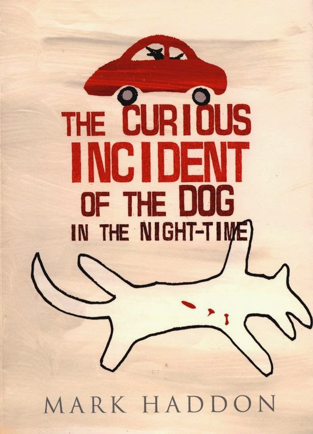 the curious incident of the dog in the night time 4 essay