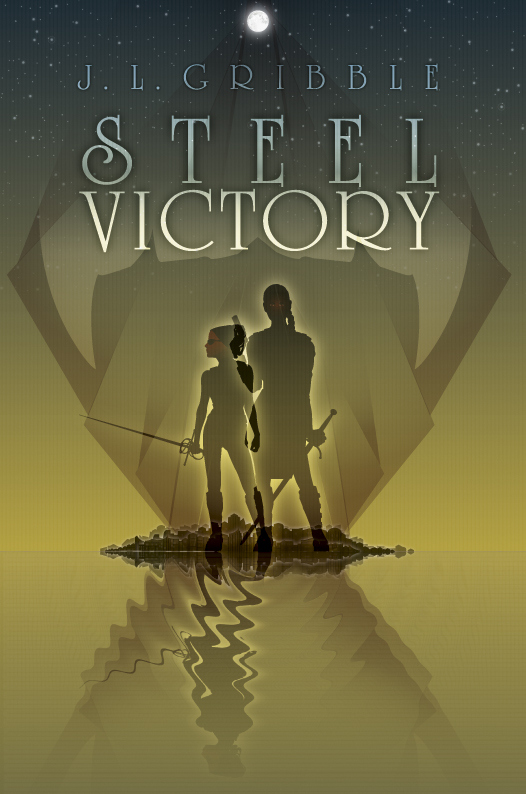 Cover Reveal for Steel Victory