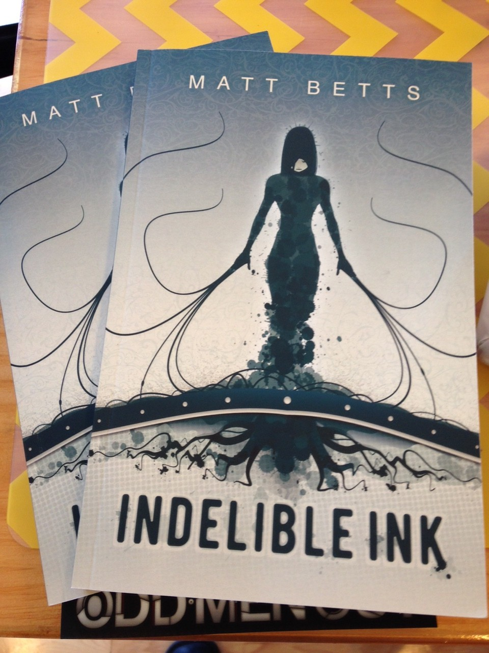Indelible Ink Launch Day!
