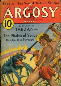 Pirates of Venus in Argosy Weekly 1932