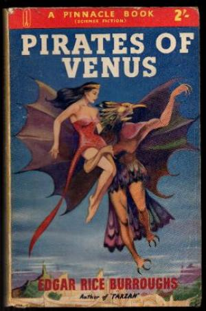 Who is Carson of Venus? Pt. 1